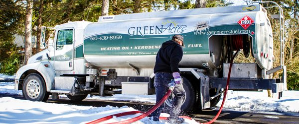 Green Acres Fuel Delivery